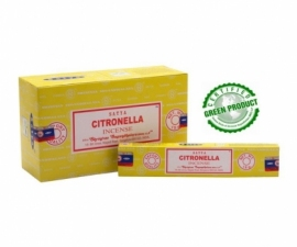 Sahumerios Citronella Satya 15g