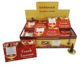 Conos Darshan Frank Inciense
