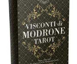 Visconti Di Modrone ( Libro + Cartas ) Tarot