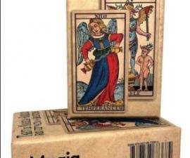 Tarot de Marsella Robledo -Pablo Robledo