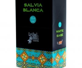Sahumerios Massala Tribal Soul White Sage 15g (Caja X 12 U)