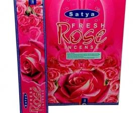 Sahumerios Satya Fresh Rose 20g