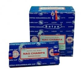 Satya Dhoop Nag Champa 12 Stick X 12