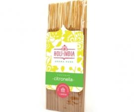 Sahumerios Holi India Citronella